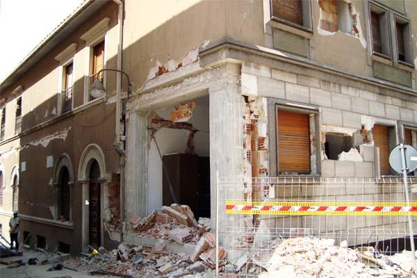 Antisismicità ICF Italia