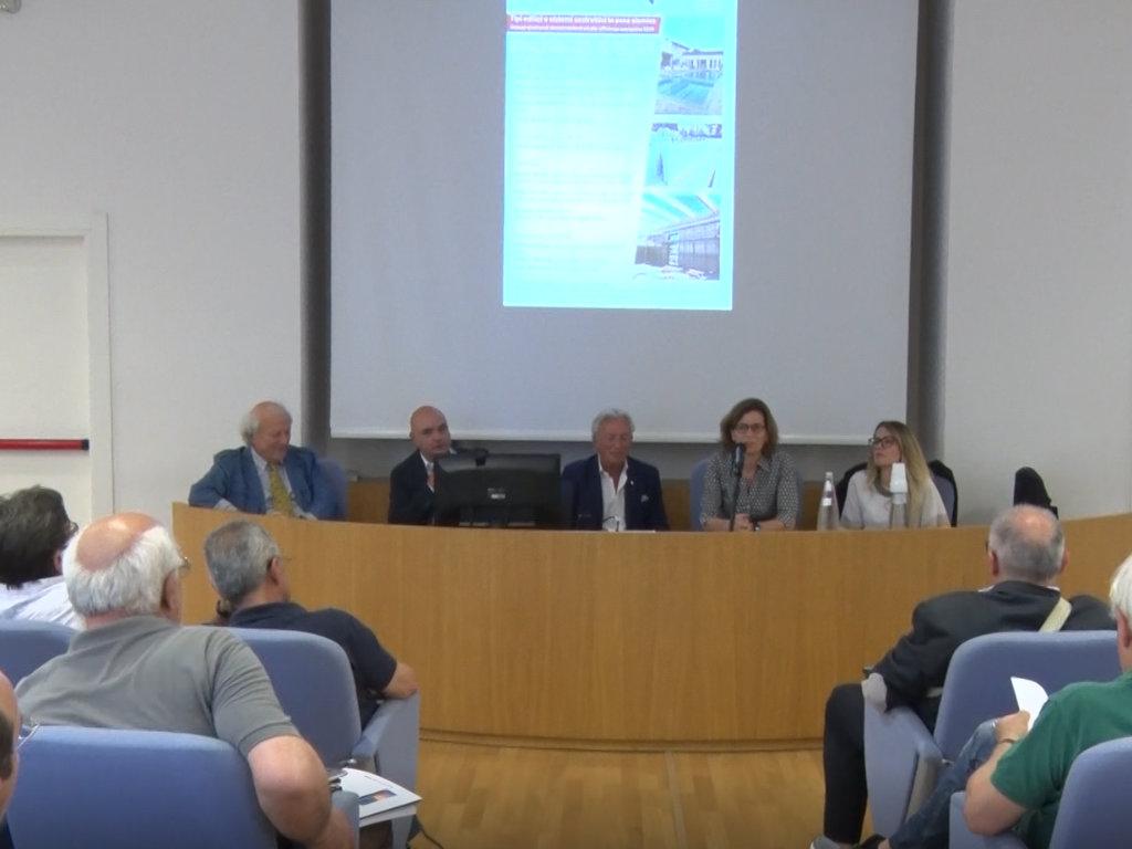 Tipi edilizi in zona Sismica Perugia 2019