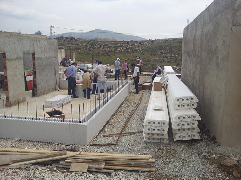ICF Italia - Edificio Ecologico Algeria 01