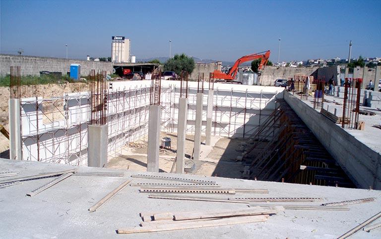 ICF Italia - Edifico produttivo Taranto 01