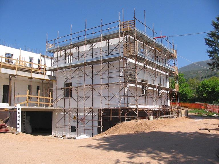 ICF Italia - Edificio residenziale Perugia 01