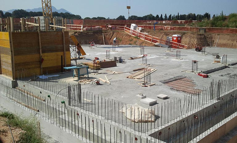 ICF Italia - Edificio Sabaudia