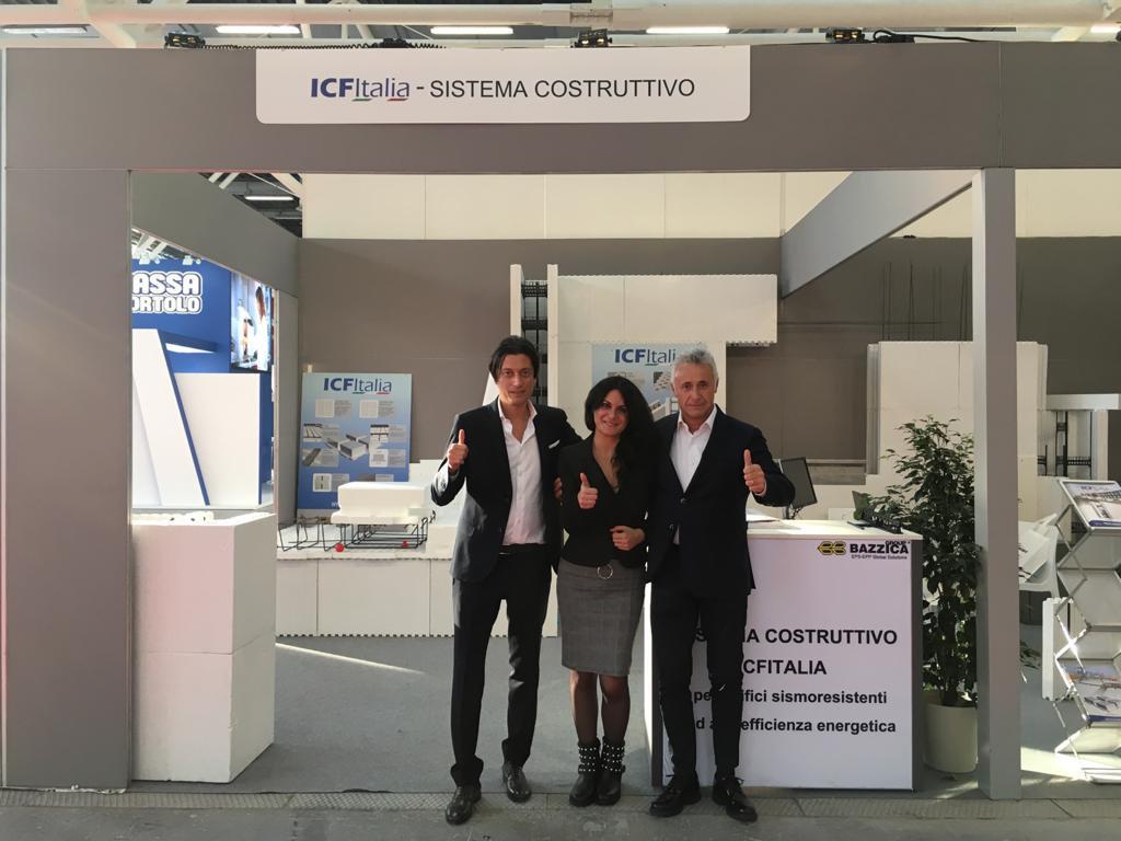 ICF Italia SAIE 2018