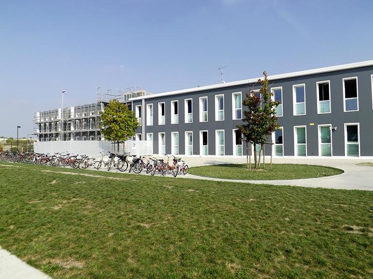 ICF Italia - Ampliamento Scuola Mirandola 01