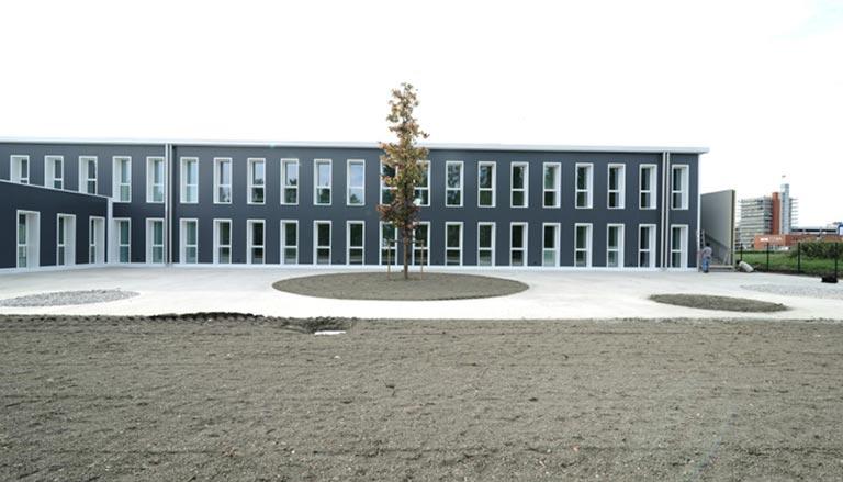 ICF Italia - Ampliamento Scuola Mirandola 07