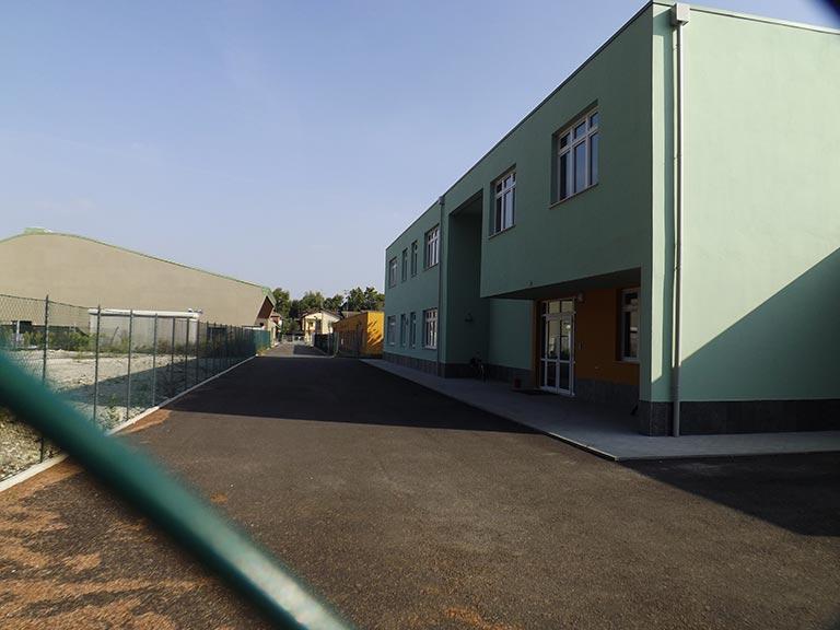 ICF Italia - Ampliamento Scuola Novi 08