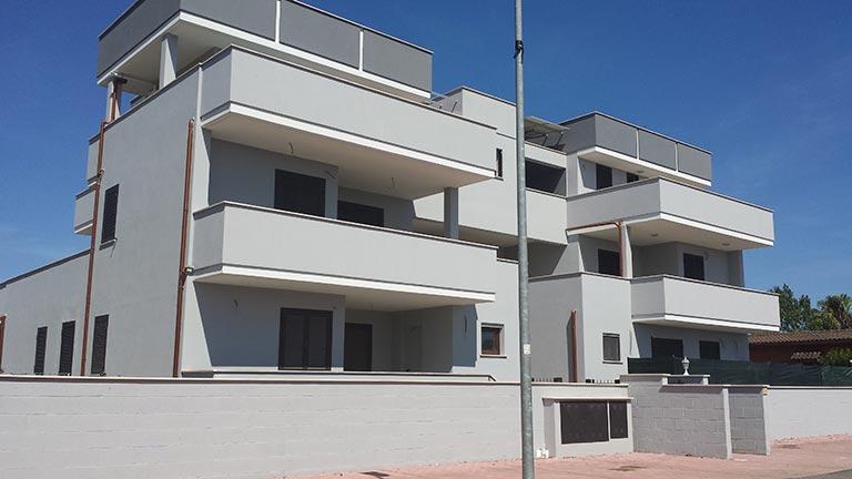 ICF Italia - Complesso residenziale Roma 01