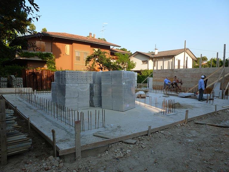 ICF Italia - Edificio Cesenatico