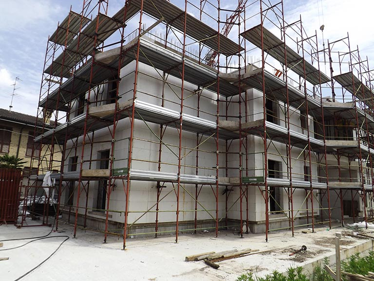 ICF Italia - Edificio pluripiano Monza 02