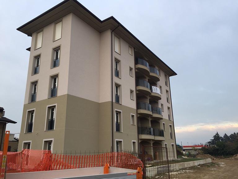ICF Italia - Edificio pluripiano Monza 07