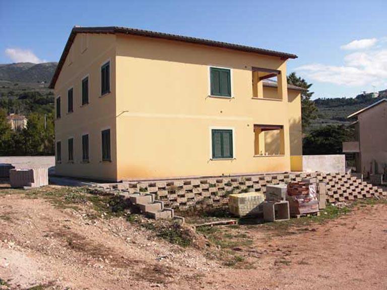ICF Italia - Edificio Residenziale Foligno 01