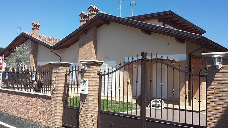 ICF Italia - Villini a schiera Ciampino 02