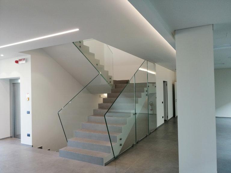 Edificio Industriale Modena - Pannelli EPS