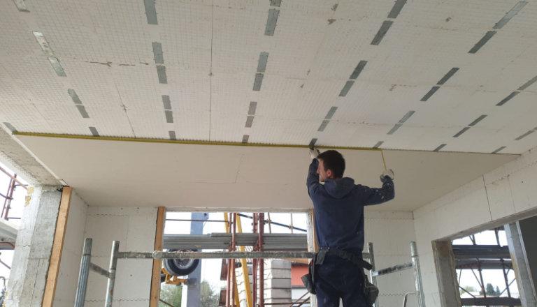 Cantieristica ICF Italia - Finiture