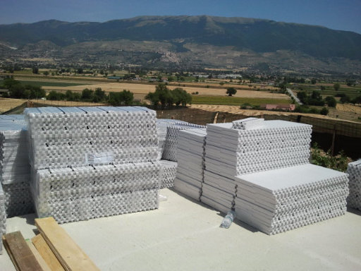 Lavorazione e posa dei pannelli ICF Italia