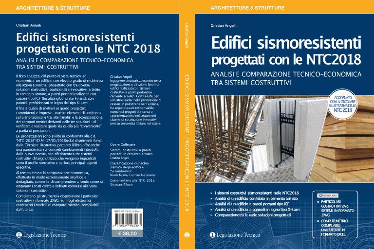 Edifici sismoresistenti progettati con le NTC2018